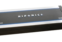 Hifonics Amplifiers / POWER FROM THE GODS! / by Hifonics