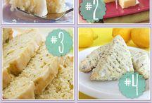 Lemon Desserts  / by Katie Shope