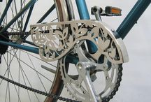 Biycycling / Two-wheeled terrific-ness! / by sally crangle