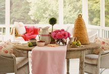 your dining room / by Lucy (Craftberry Bush)