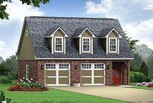 Future Garage Plans / by Mark Edmonds