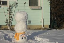 I LOVE SNOWMEN! / by Anne Groller