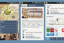 App móviles / Mobile App / by AB positivo 3D
