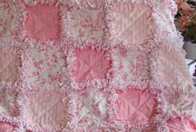 Ouilts and Fabrics / by Michelle Asbell