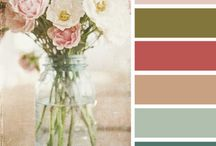 colors / by Polka Dot Pixels