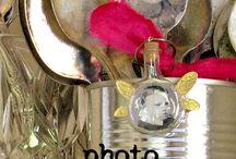 Photo transfers / by Candy Spiegel