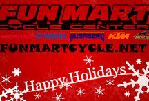 Fun Mart Cycle Center / by Fun Mart Cycle Center