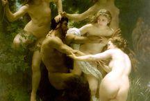 William Bouguereau's Great Nudes / by Jeffrey Wiener