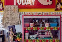 Vintage Kitchen / by Debra Slack