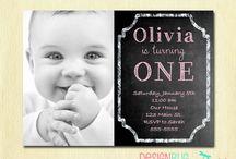 Lola turning 1! / by Samantha Abbott