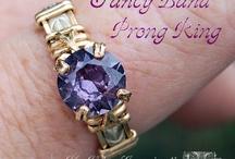 Jewelry Design Ideas / by Elena Barrick
