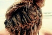 Braid hairstyle / by Luz Dinorah Barboza