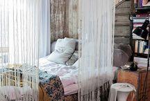Hálószobai inspirációk / Lakberendezési ötletek szobák szerint: hálószoba / by Csorba Anita