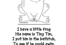 Frogs / by Evelyn Williamson