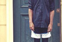 Male Model Streetstyle / by Black Male Models