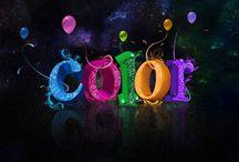 Color! :D / by Vicki K.