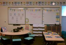 Kindergarten/Preschool  / by Kari Fouhy