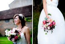 Wedding Flowers/bouquets/tables / Photography of wedding flower arrangements, bouquets, button-holes, garlands, tablescapes / by Anushé Low