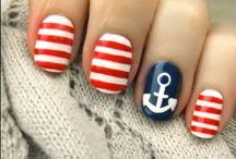 nails / by Madison Layton