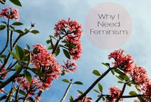 Feminism / Quotes, articles, and stories for the #feminist in all of us #women / by She is Fierce