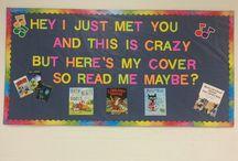 Library Ideas / by Lynda Corbeil