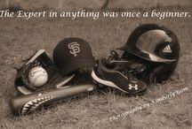 ⚾ T-Ball/ Baseball ⚾ / by Billie Peavler