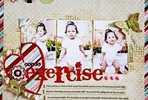 Page Layouts We Love / by Scrapbooker's Paradise