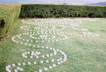 Outdoor wedding  / by Vision Boards