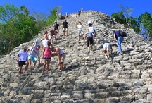 History / The wonderful Riviera Maya witnessed the flourish of the Mayan culture.  / by Riviera Maya