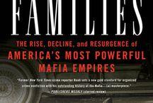 America's Mafia Families / by Darby