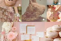 Wedding ~ Pink Inspiration / by Aphrodite's World / Weddings