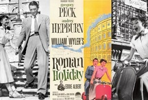ROMAN HOLIDAY / by GREAT MUSICAL'S