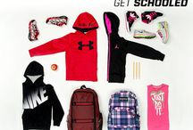 Get Schooled - 2013 Gift Guide / Eastbay's Gift Guide has everything you need for kids young & old this holiday. / by Eastbay
