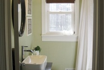 Bathroom ideas  / by Kristine Wakefield