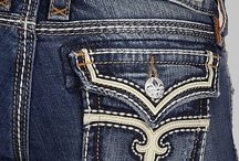 jeans / by Emily Marvel
