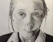 FINE ART / by mrs white