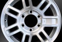 Hummer wheels / by RTW Wheels
