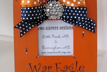 War Eagle, Hey! / by Emily McGahee