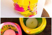 Kids Crafts / by Sherryl Worley