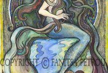 Carteles art noveau / by Maria Jose Garcia Muñoz