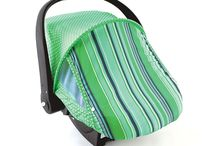 Cozy Sun & Bug Cover / The Cozy Sun & Bug Cover provides your loved one from potentially harmful insects, unwanted touch (great for preemie babies) and additional protection from the sun's harmful UV rays. Fits around the infant carrier like a shower cap for easy use.  / by Cozy Cover