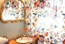 Bathroom/Laudry / by Jessica Gibbs Bennett