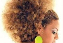 Make a Statement With Your Hair / by Andrea Holyfield