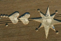 Crop Circles and Other Unexplained Phenomena / by Marie Carmean