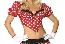 Minnie Girl Costume / by Eva Spring