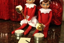Silly Elf On The Shelf / by I'm A Silly Mami