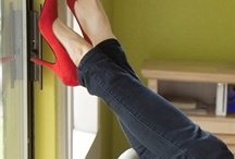 Shoes Away! / by Di Malacca