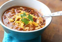 Soup-A-Loop! / I love soup.  / by Maren Holzinger