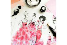 Illustrators instruction / by Laki Briz