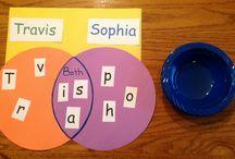 Preschool - Language/Literacy & Writing / by Nancy Snyder